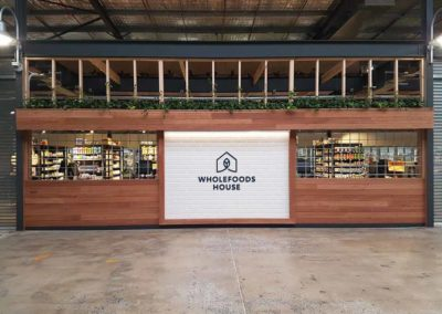 Wholefoods house electrical work by Safe N Sound
